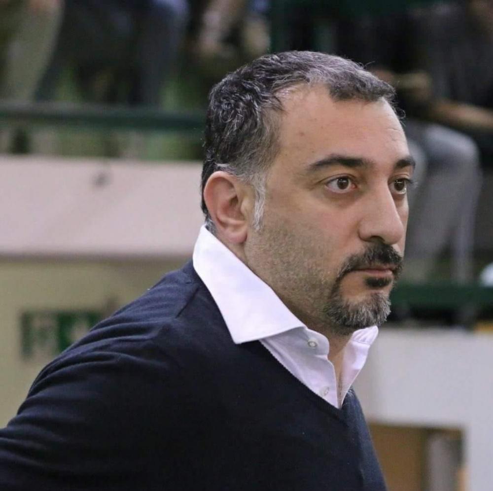 Michele Di Giambattista Responsabile Regionale del Calcio a Cinque Veneto