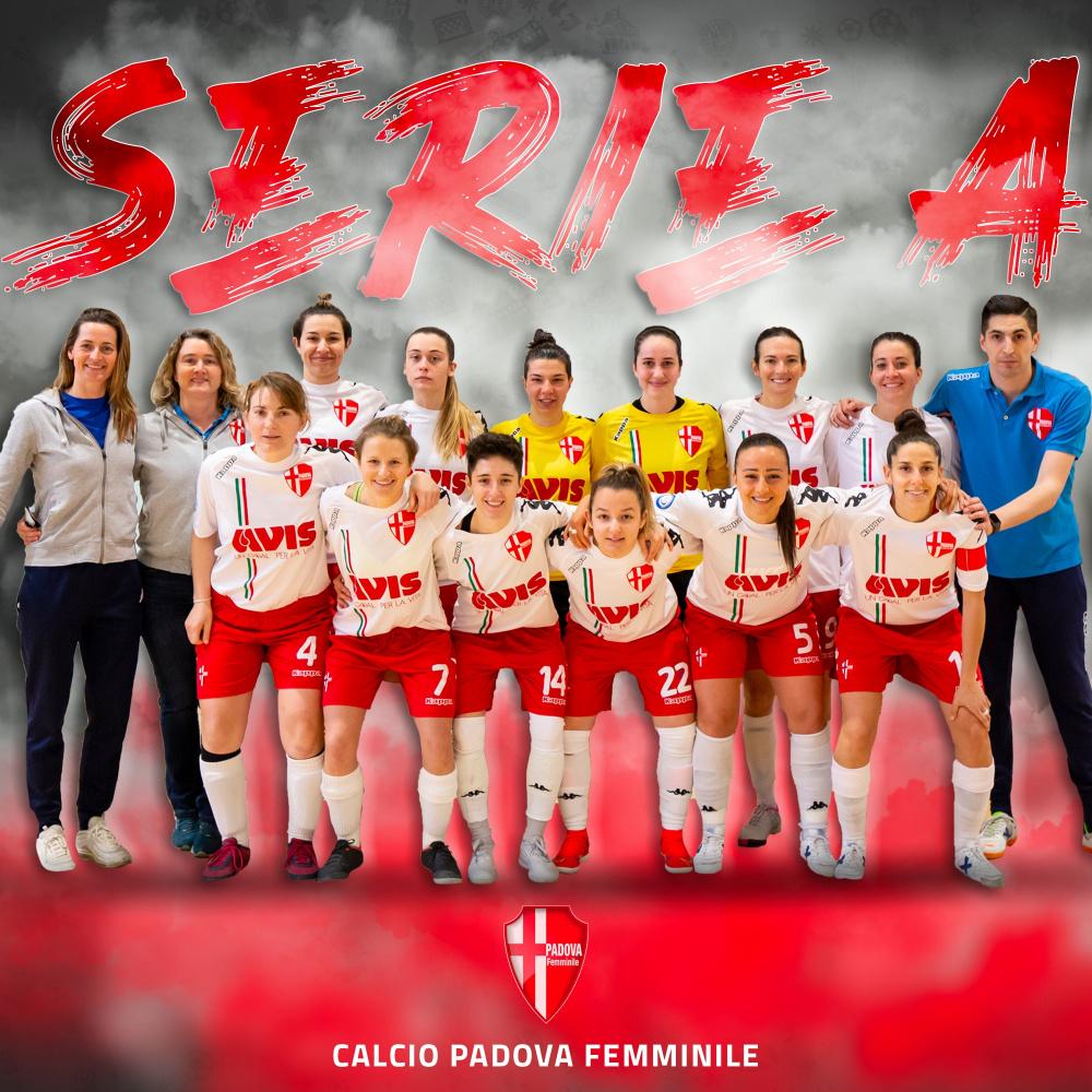 PADOVA CALCIO FEMMINILE C5 Serie A2