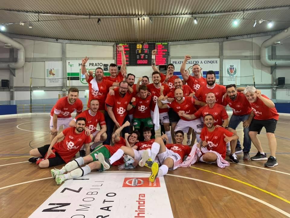 Isola5 promossa in Serie B