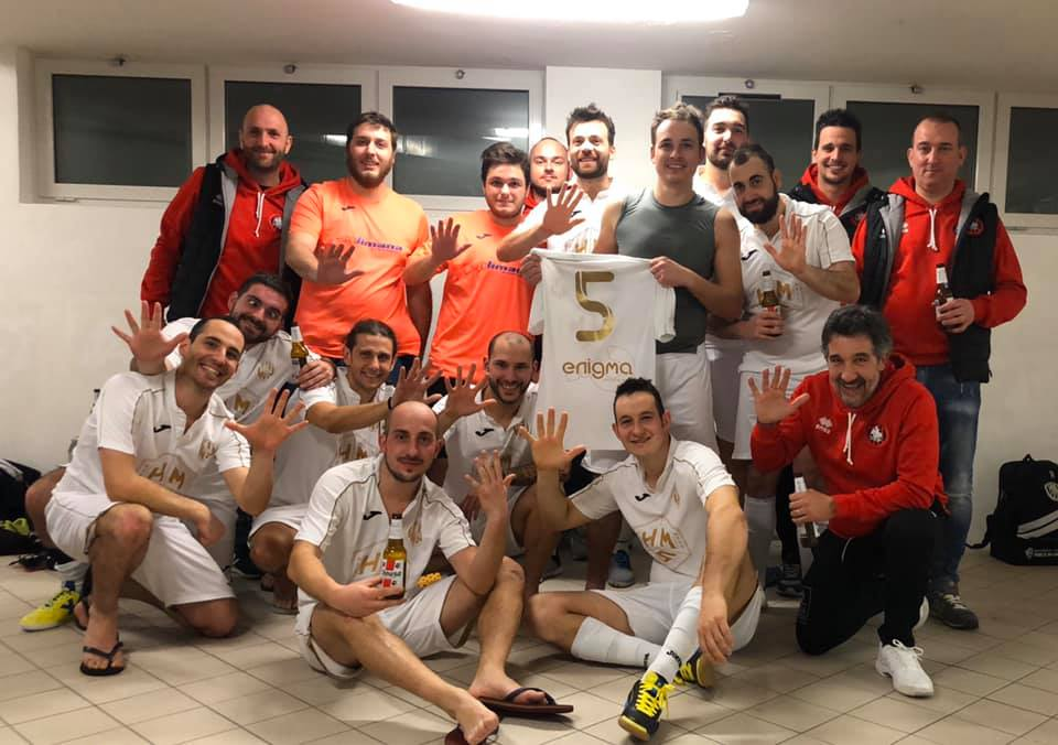 Il GEMELLE 2015 C5 si aggiudica il derby contro il FUTSAL LONGARONE
