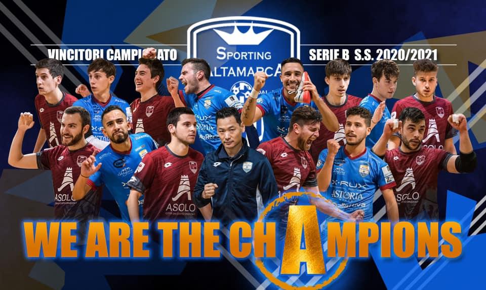 FCD Sporting Altamarca Futsal Serie B Gir. B