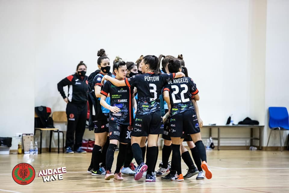 Audace Calcio a 5 Serie A2 Gir. A Fem