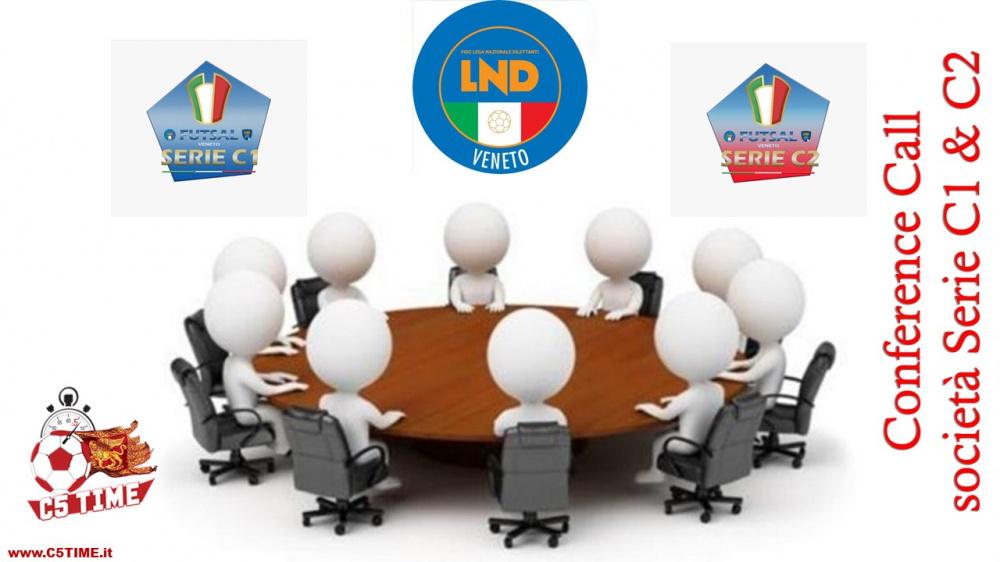 Conference Call società Serie C1 & C2