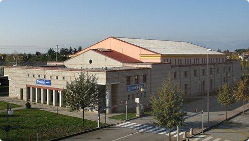 Palasport di San Martino di Lupari
