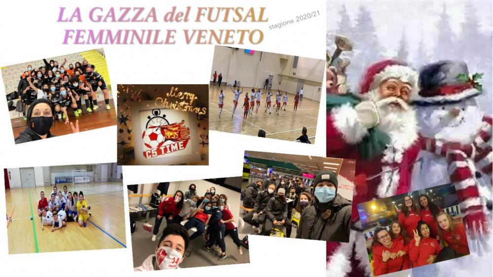 Pm Granzette - Calcio Padova Femminile C5 - Audace Verona - Città di Thiene - Vip Altamarca - Italgirls Breganze