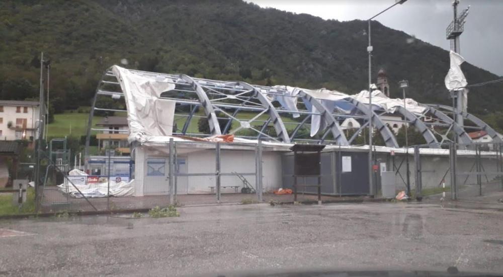 PalaMares di Ponte nelle Alpi (BL)