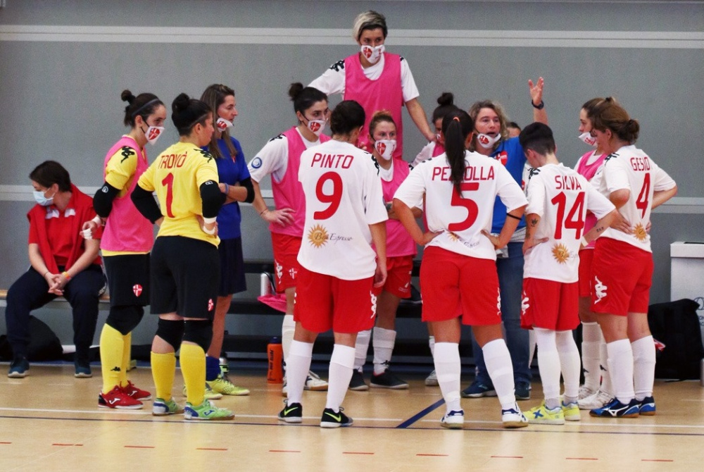 Calcio Padova Femminile C5 Serie A2 Gir. A