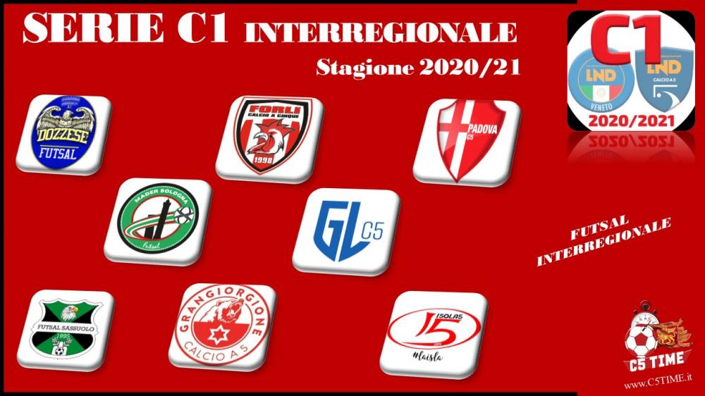 CAMPIONATO DI SERIE C1 INTERREGIONALE 2020/21