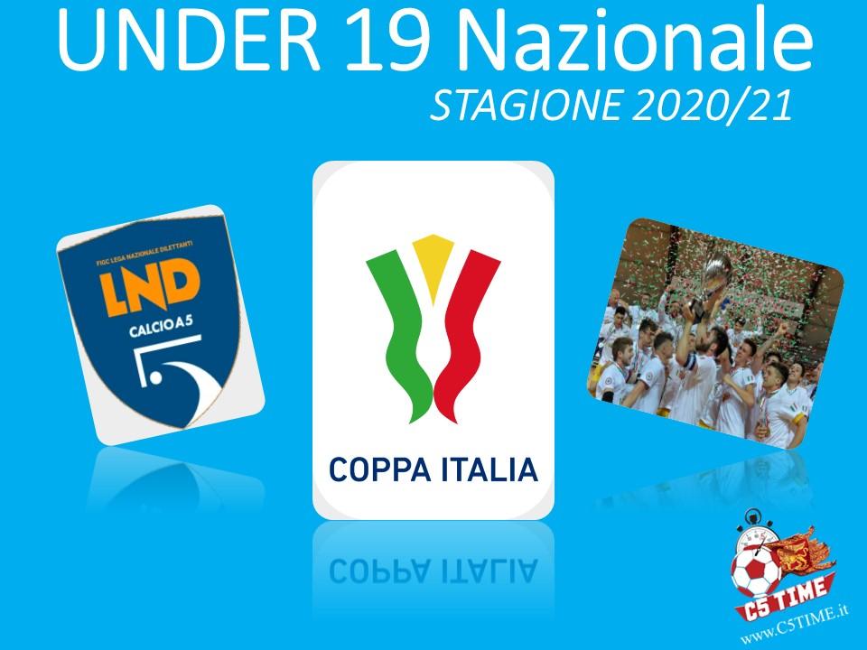 UNDER 19 NAZIONALE COPPA ITALIA 2020/21