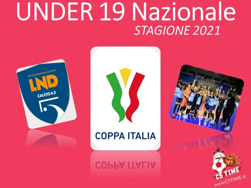 UNDER 19 NAZIONALE FEMMINILE COPPA ITALIA 2020/21