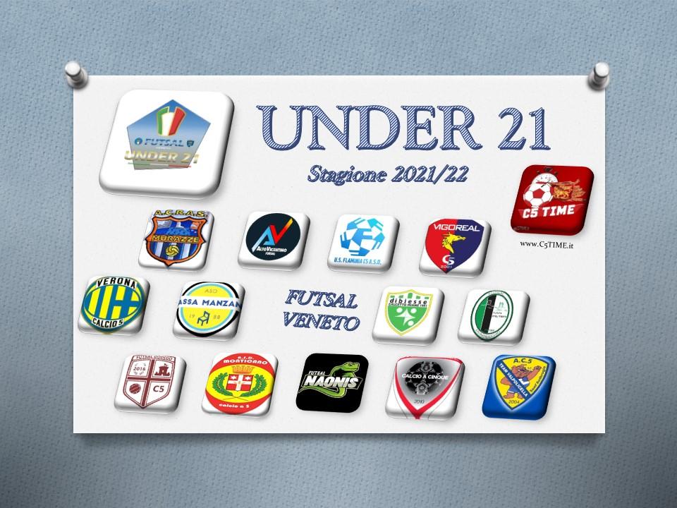 UNDER 21 stagione 2021/22